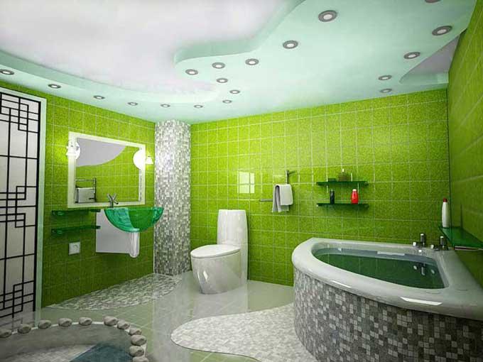 дизайн ванных комнат совмещенных с туалетом фото 2016 #9